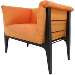 Mid-Century Modern Armchair in Manner of Harvey Probber