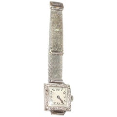 Early 20th Century Diamond Cocktail Watch