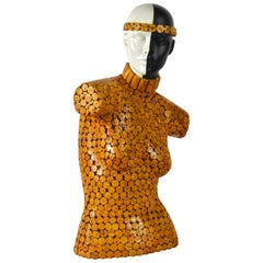 'Venus de Vino' Sculpture by Ian M. Ball, Australian/American Miami Artist