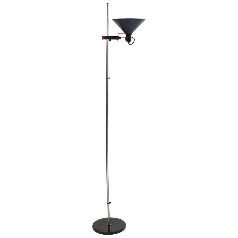 Stilnovo Floor Lamp, 1960s For Sale