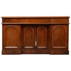 Victorian Mahogany Four-Door Sideboard
