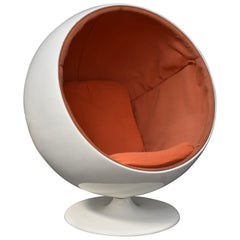 Ball Chair by Eero Aarnio, Finland, 1963