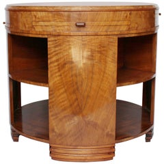 Art Deco Library Table