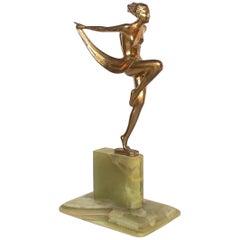 Josef Lorenzl Scarf Dancer IV