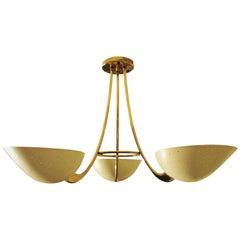 Midcentury BAG Turgi Pendant Lamp, Switzerland