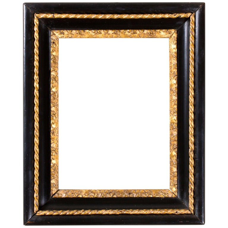 18th Century Italian Silver Tabletop Mirror Frame For Sale At 1stdibs