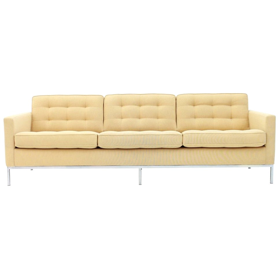 Florence Knoll Sofa for Knoll International