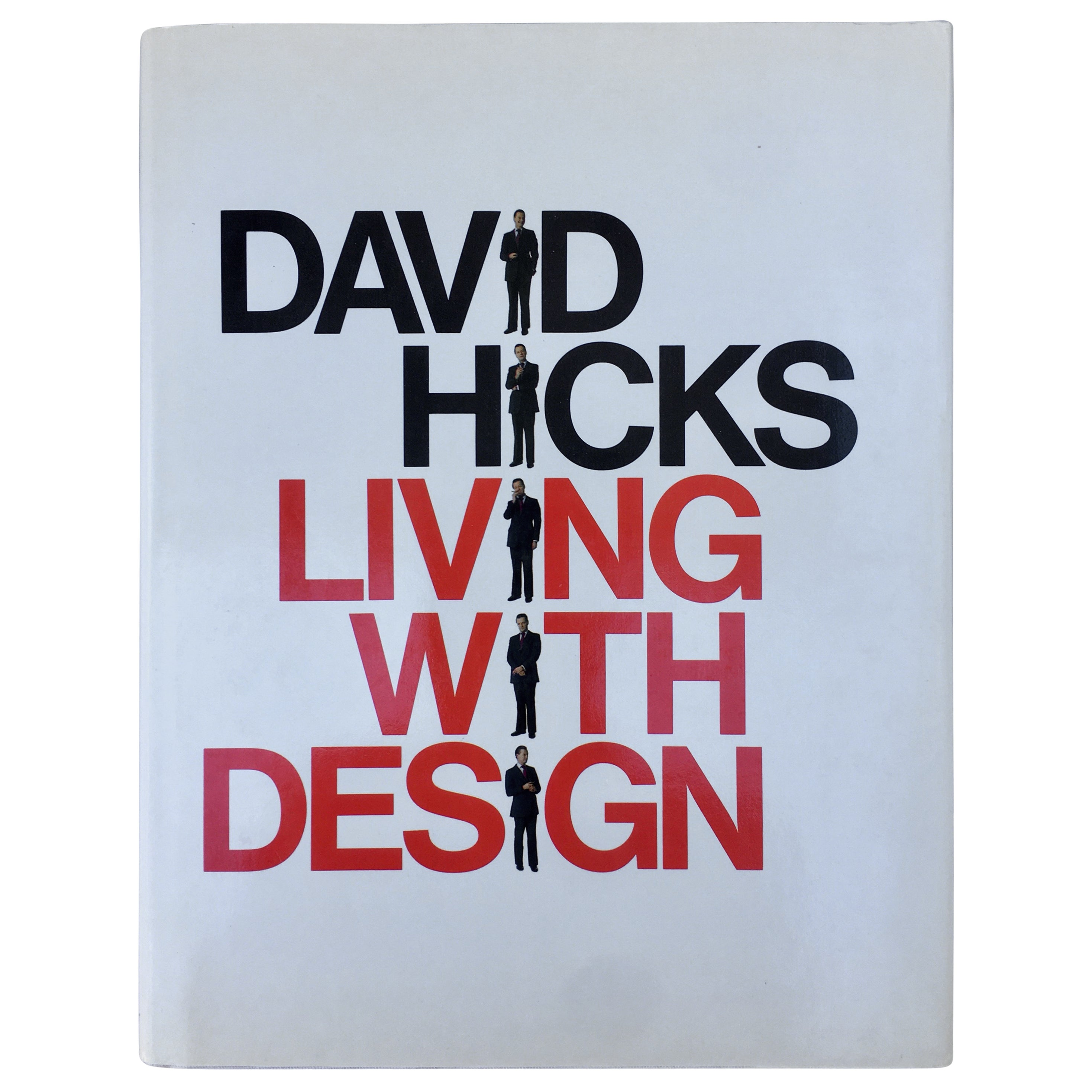 David Hicks Living with Design Coffee Table Book