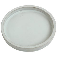 Carter Studio Ceramic Butler Tray