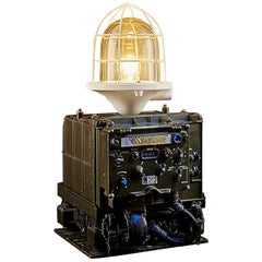 Radio Wave Lamp