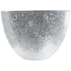Bowl Designed by Ingegerd Råman for Orrefors, Sweden, 2000s