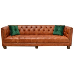 Contemporary Retro Look Chesterfield