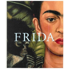 Frida Kahlo 'The Painter and Her Work, Book'