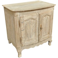 Petit 19th Century Provencal Buffet, Side Cabinet
