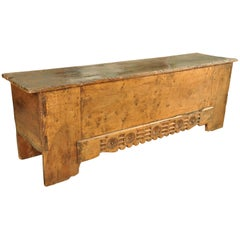 Exceptional 17th Century Coffre - Trunk