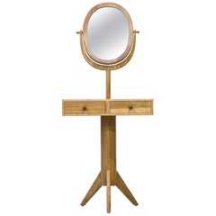 Rare Vanity by Erik Höglund for BODA trä , Sweden, 1960s