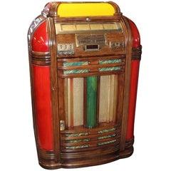 1930s-1940s Original Regal Seeburg Symphonola Art Deco Jukebox