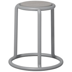 Champ Stool in Grey by Visibility