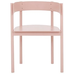 Typecast Chair in Pink by Philippe Malouin