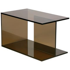 Range Life Side and End Table in Bronze by Jonah Takagi