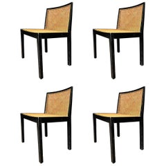 Chairs by Willy Guhl for Dietiker, 1942, Set of Four