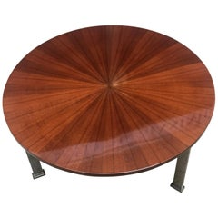 Coffee Table, Jules Leleu