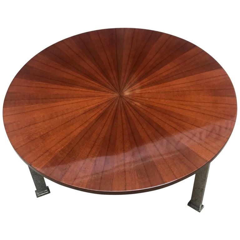 Coffee Table, Jules Leleu