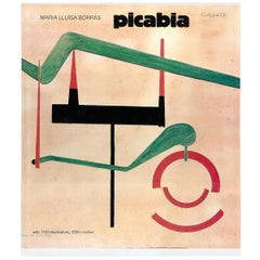 'Picabia', Book by Maria Lluisa Borras