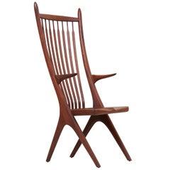 Studio Lounge Chair by Richard Harrison, US, 1960s