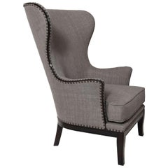 Liz O'Brien Editions Evelyn Wing Back Chair