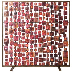"Marie Suri ""Aurora"" Fire Screen"