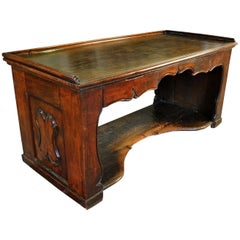 Exceptional and Rare Louis XIV Period Writing Desk