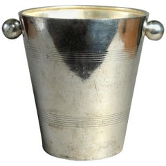 Early 20th Century Art Deco Magnum Champagne Cooler
