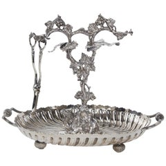 Victorian Sheffield and Silverplate