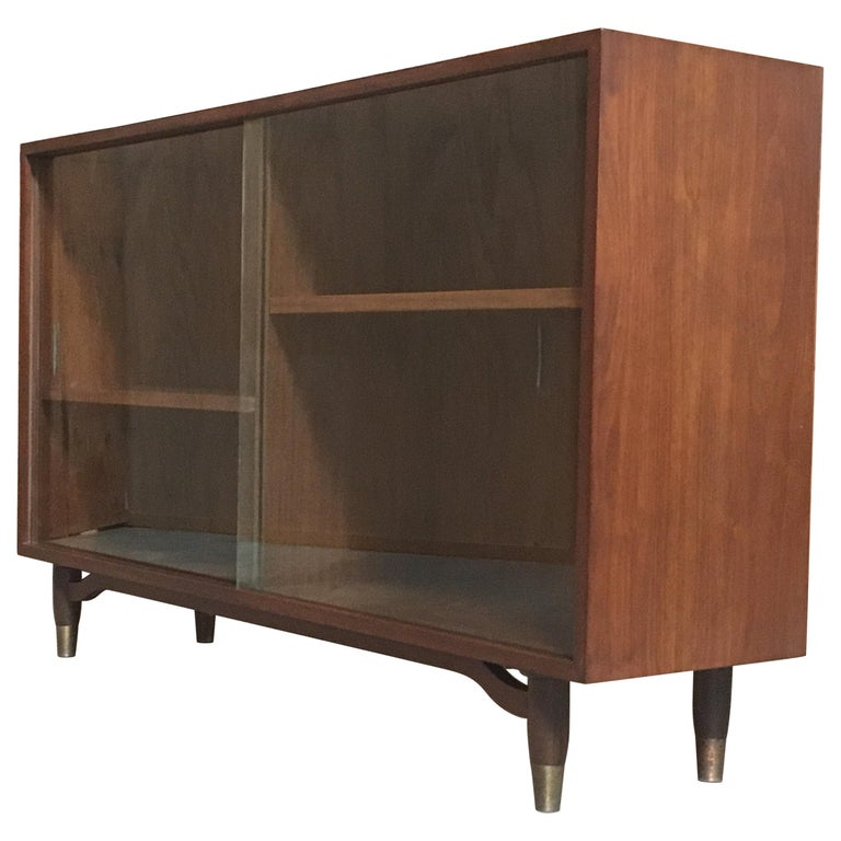 Barzilay Sliding Glass Door Bookcase or Display