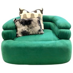 Palm Springs Swivel Chair