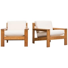 Pair of Ate Van Apeldoorn Crate Chairs