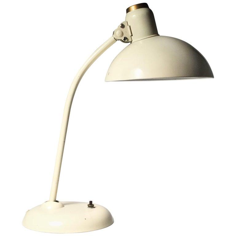 Bauhaus Kaiser Desk Lamp by Christian Dell