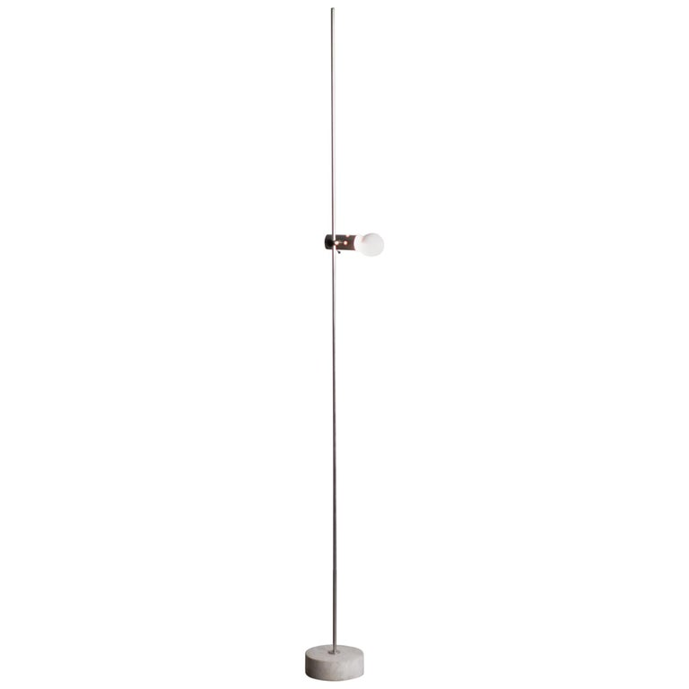 Tito Agnoli Original 1950s Edition 387 Floor Lamp for O-Luce For Sale