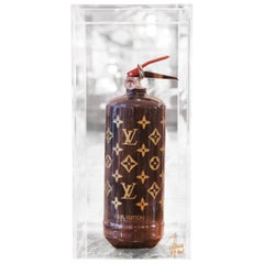 Louis Vuitton Old School Extinguisher