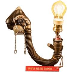 Military OXY Wall Lamp