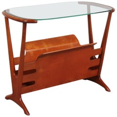 Cesare Lacca style Side Table, Italy, 1950