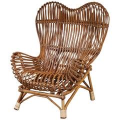 Franco Albini Gala Chair for Bonacina, Italy, 1950