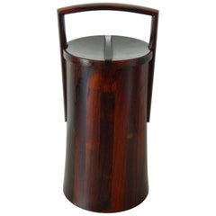 Jens Quistgaard Palisander Ice Bucket for Dansk Rare Woods Collection