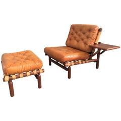 Lovely Armchair by Ilmari Tapiovara