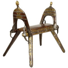 Early 19th Century Napoleonic Camel Seat