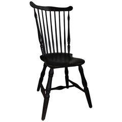 18th Century Connecticut River Valley Windsor Chair