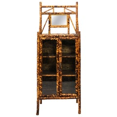 Chinoiserie Bamboo Cabinet