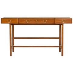 Mahogany Desk by Josef Frank