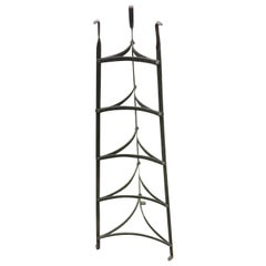 Five-Tier Metal Plant Stand or Plate/Pot Rack